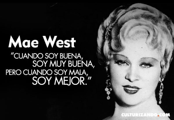 La carrera de Mae West en 10 provocativas frases