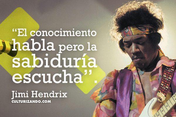Cosas que tal vez no sabías sobre Jimi Hendrix (+Video)