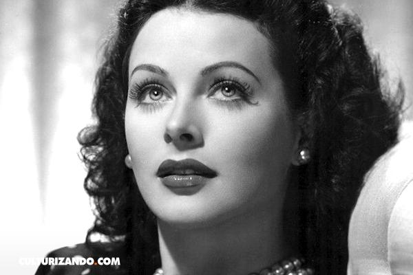 Hedy Lamarr, la brillante mujer que pasó de sex symbol a científica inventora