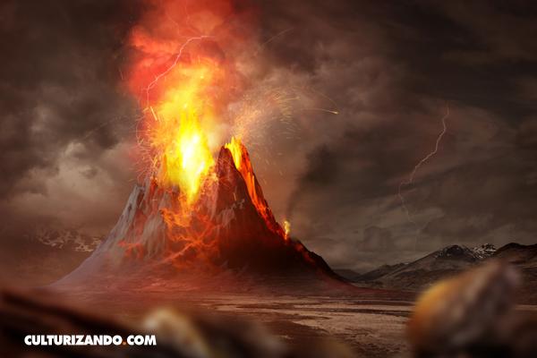 Los 9 volcanes más activos del planeta