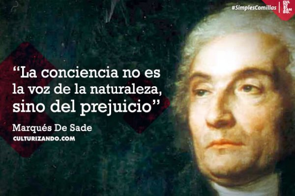 El Marqués de Sade en 10 frases