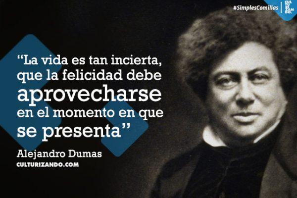 Lo mejor de Alejandro Dumas (+Frases)