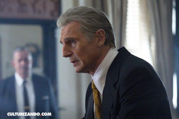 Liam Neeson llega como 'Garganta Profunda' en 'El Informante'