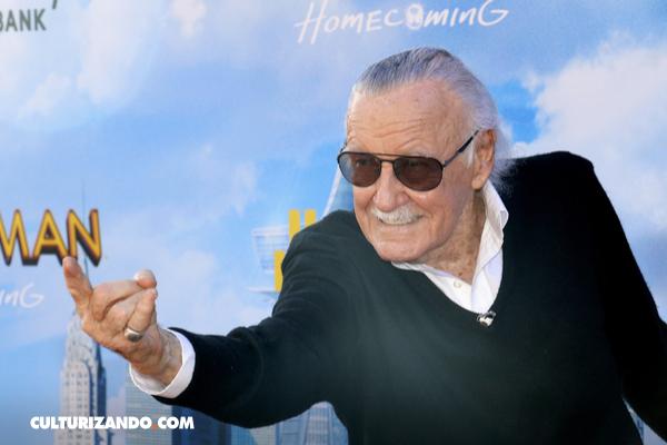 ¿Quién es Stan Lee?