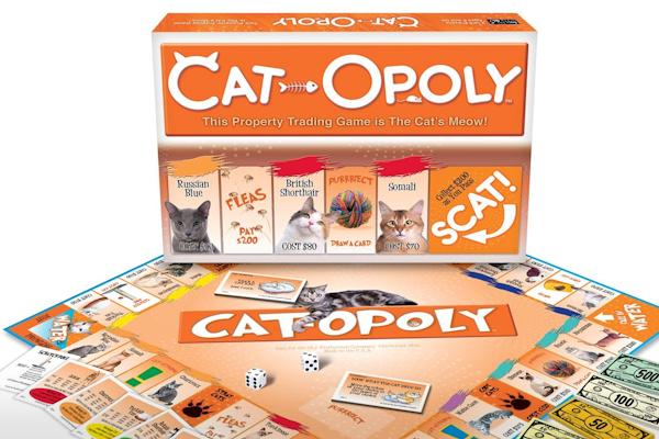10 regalos necesarios para todo fanático de los gatos