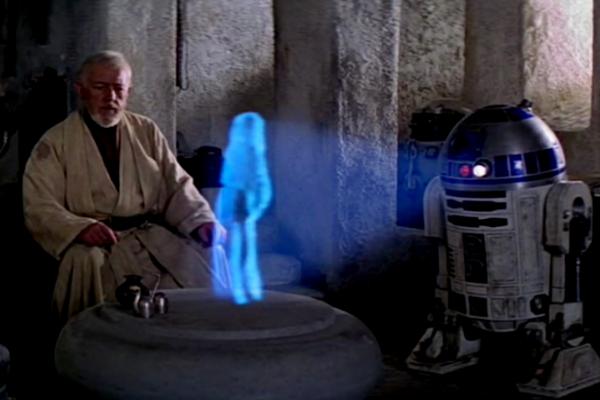 tecnologías de 'Star Wars'