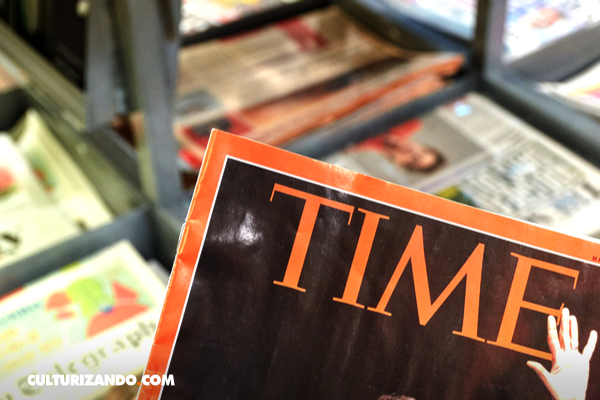 El hombre que ha aparecido 14 veces en la revista TIME