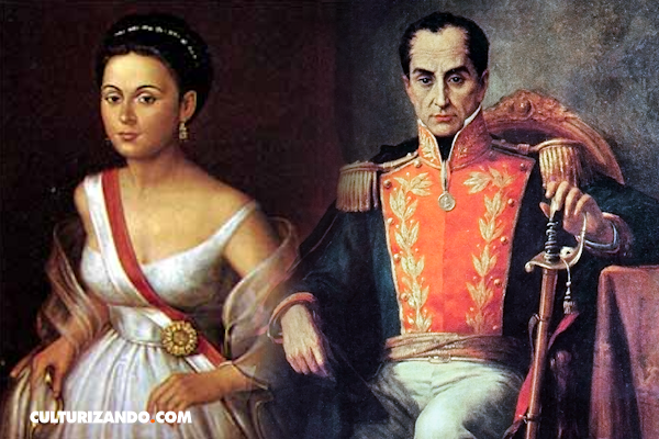 La apasionada historia de amor entre Simón Bolívar y Manuela Sáenz (+ cartas privadas)