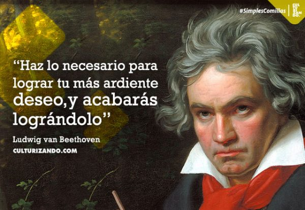 Ludwig van Beethoven: 10 curiosidades y 10 frases
