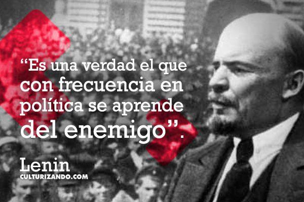 Lenin, el líder bolchevique que cambió la historia (+Frases)
