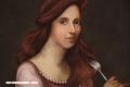 Mira a las princesas de Disney como verdaderas musas del Renacimiento