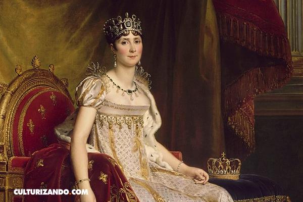 La fascinante historia de Josefina Bonaparte, emperatriz de Francia