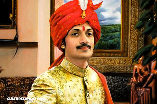 Manvendra Singh Gohil, el primer príncipe abiertamente homosexual de la India