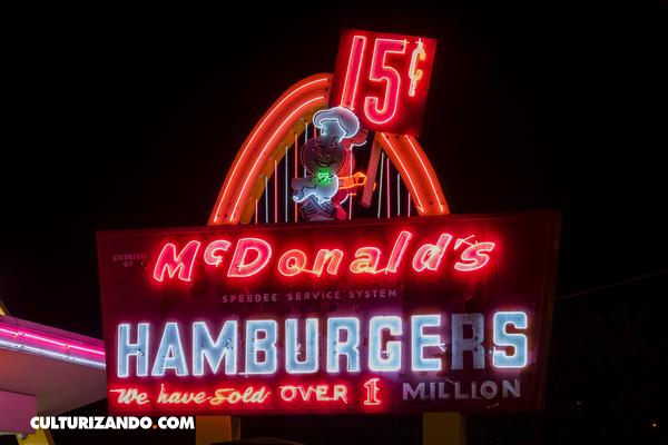 7 increíbles curiosidades sobre McDonald's