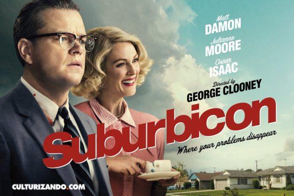 'Suburbicon': pueblo chico, infierno grande (+Trailer)