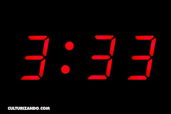 3:33 am, la hora de los muertos, ¿por qué?