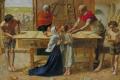 ¿Jesús fue un niño normal? La pintura considerada blasfema por mostrar el lado cotidiano de la vida de Jesús