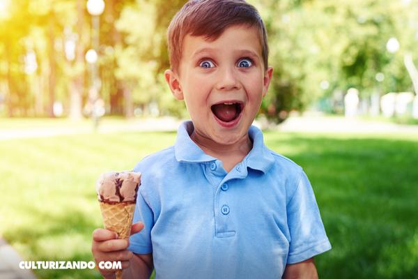 ¿Un helado que no se derrita? Puede ser posible