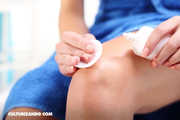 ¿Sabías que el agua oxigenada en realidad no sirve para desinfectar heridas?