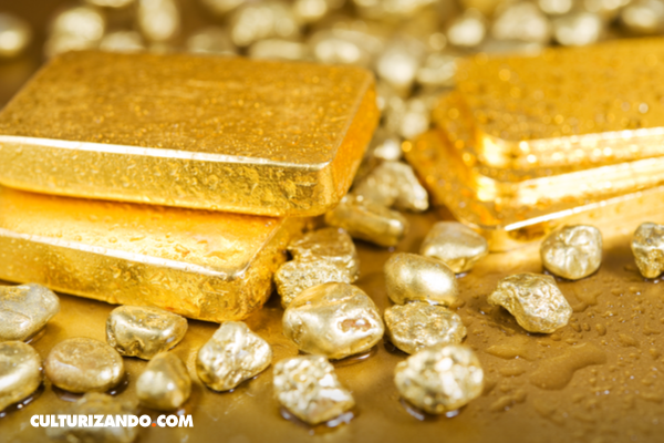 7 curiosidades que debes conocer sobre el oro