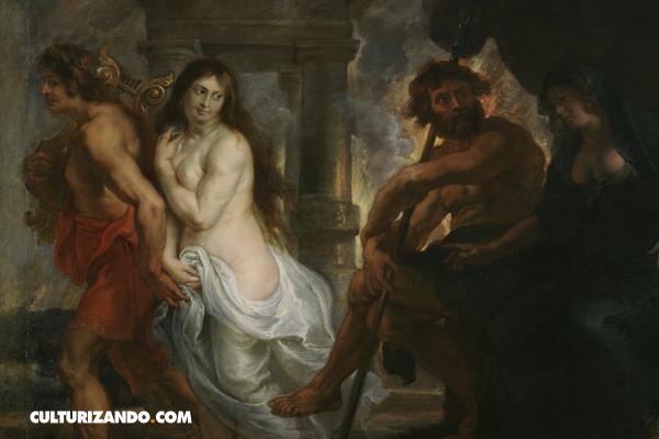 La trágica y hermosa historia entre Orfeo y Eurídice, un amor tan fuerte que conmovió a Hades