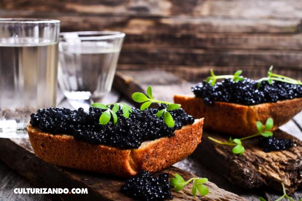 16.000 dólares por kilo… ¿Por qué el caviar es tan costoso?