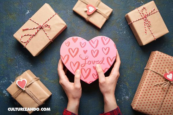 Una trivia del amor y sus regalos