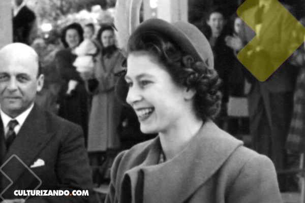 La juventud de la reina Isabel II en inolvidables imágenes