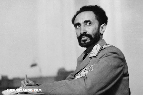 Haile Selassie, de emperador a encarnación de Dios