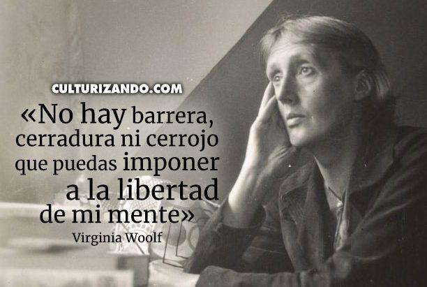 Curiosidades sobre Virginia Woolf