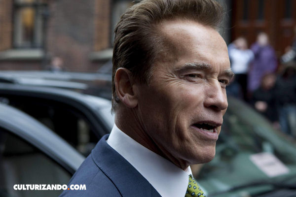 Arnold Schwarzenegger en 10 datos curiosos