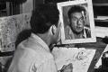 ¿Dibujar con un espejo? Las caras locas que hacían los artistas para darle vida a las caricaturas