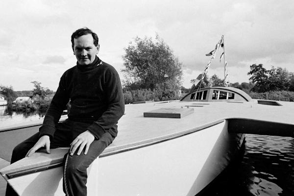 La controvertida desaparición de Donald Crowhurst
