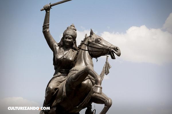 Lakshmi Bai, la reina que se negó a ser quemada viva