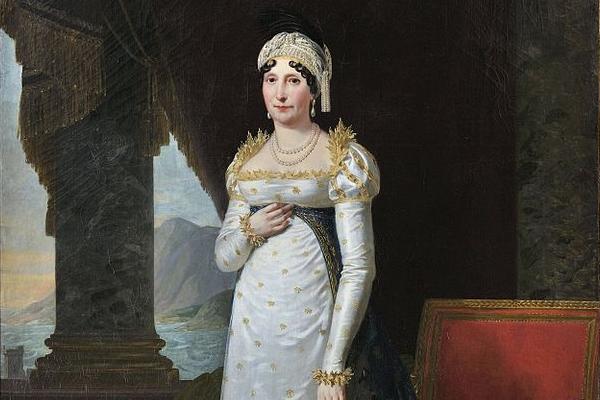 Leticia, la madre de Napoleón Bonaparte