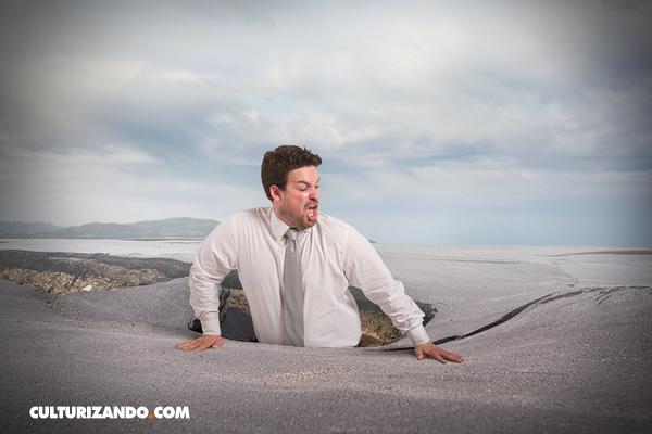 ¿Te puede tragar la arena movediza?