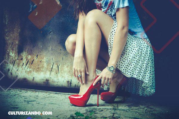 La peculiar historia de los zapatos de tacón
