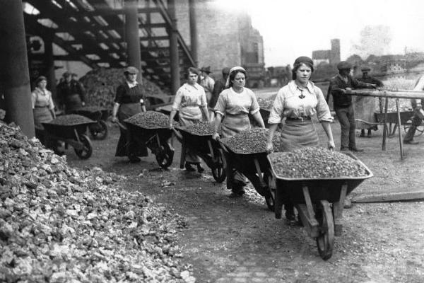 En Imágenes: Las mujeres en la Primera Guerra Mundial