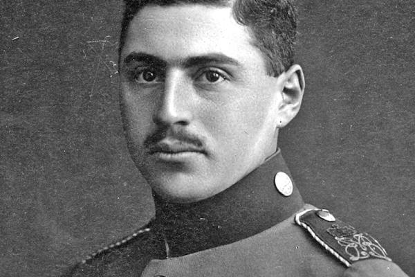 Ernst Hess, el judío que Hitler cuidó y traicionó en la Alemania nazi