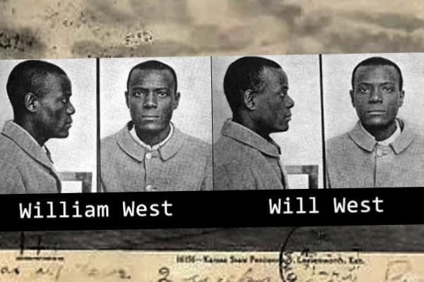 La increíble historia de dos reclusos que compartían nombre, prisión y rasgos físicos