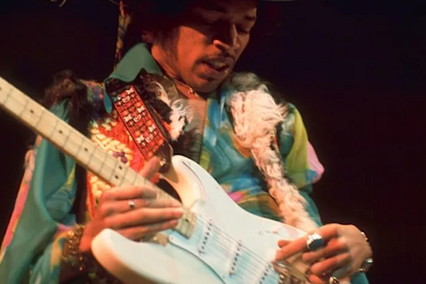 Conoce las 5 guitarras más famosas del rock