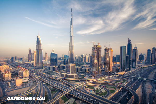 Los 6 edificios más altos del mundo