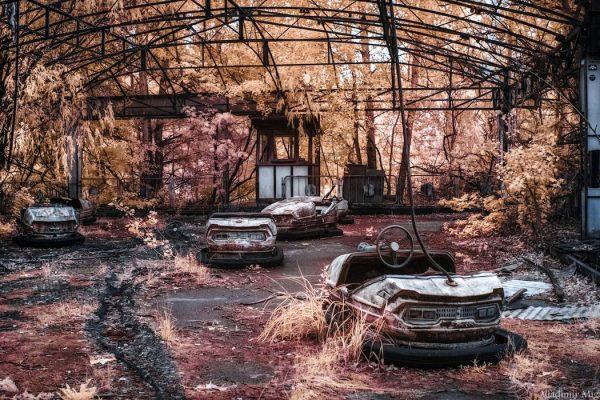 Espectaculares fotografías de Chernobyl como nunca lo habías visto