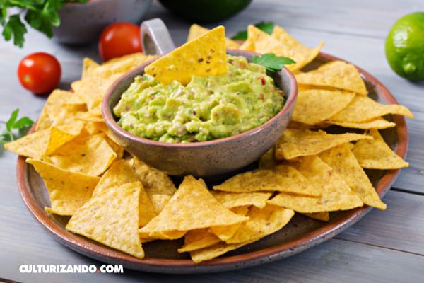 El delicioso origen de los nachos