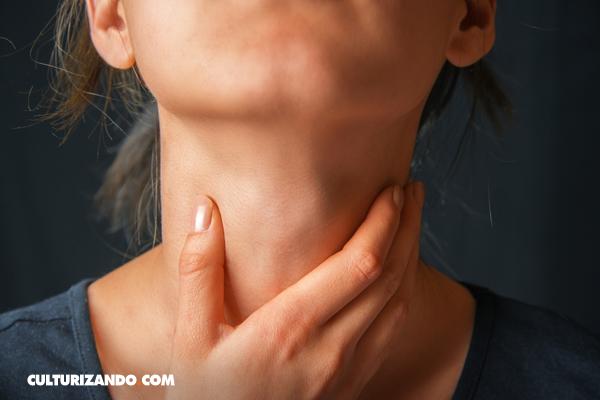 ¿Por qué sentimos un nudo en la garganta?