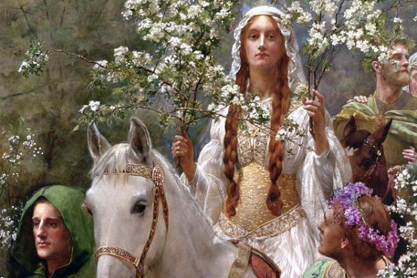 Ginebra, la reina castigada por Dios por su infidelidad