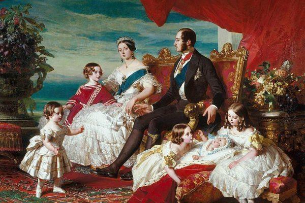 El envidiable romance de la reina Victoria
