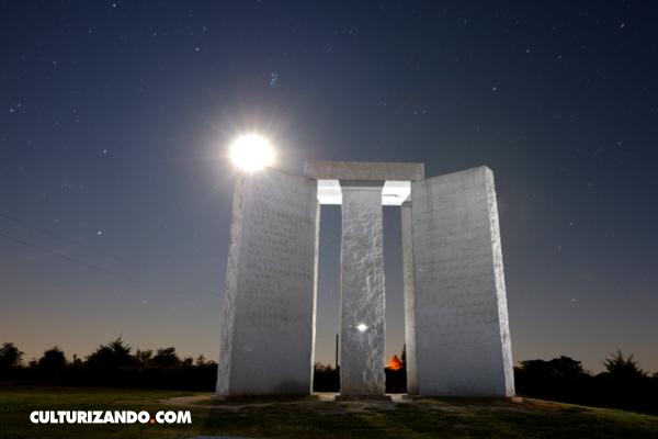 Un Stonehenge americano y… ¿el 'Nuevo Orden Mundial'?
