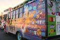 Viajaron de México a Rusia en autobús para apoyar a su equipo