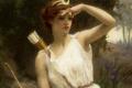 La leyenda de la diosa Diana y su amor prohibido por Lucifer